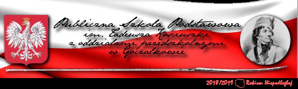 Publiczna Szkoła Podstawowa w Goczałkowie